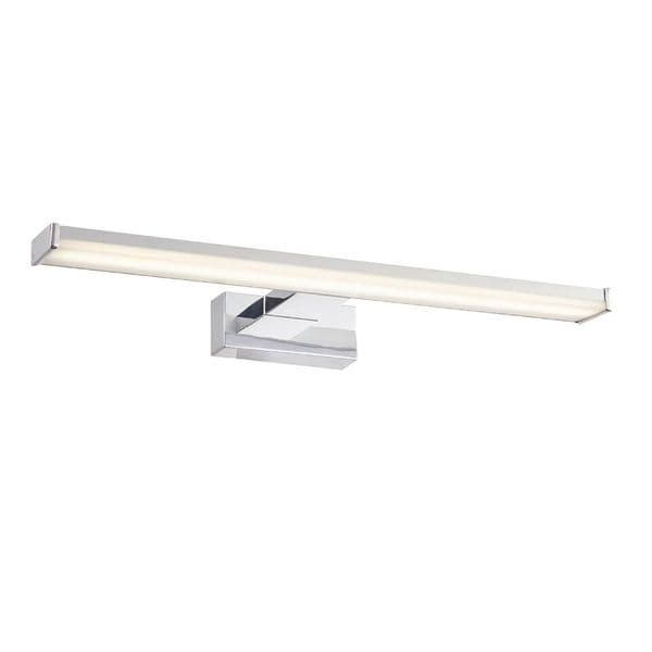 Endon Axis 1lt Wall IP44 8w Daylight White 76658 by Massive Lighting